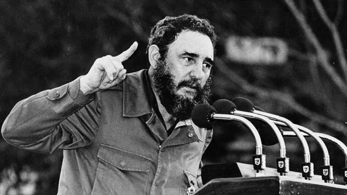 Fidel Castro, pionero de la lucha contra el cambio climático