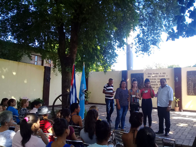 Las mujeres de Fidel y Céspedes (+ fotos y audios)