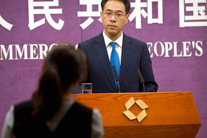 Exigencias de EE.UU. violan principios de OMC, asegura China