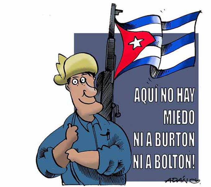 Cuba: bajo Ley Helms-Burton no hay entendimiento con EE.UU.