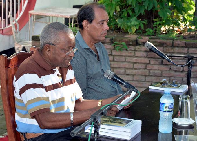 Presentan libro sobre Ramón Paz Borroto