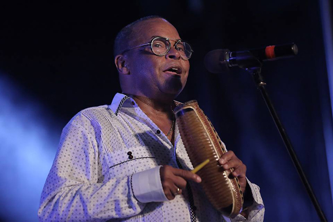 Orquesta cubana Adalberto Álvarez y su Son celebra aniversario 35