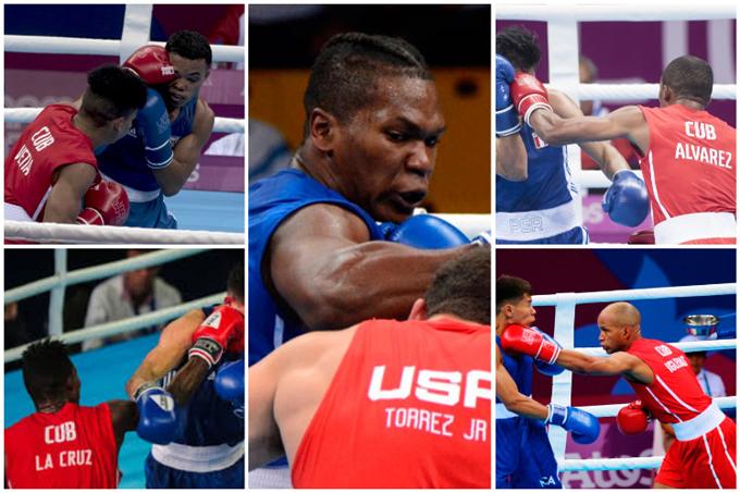 Boxeo cubano por estrenar cosecha de títulos en Panamericanos