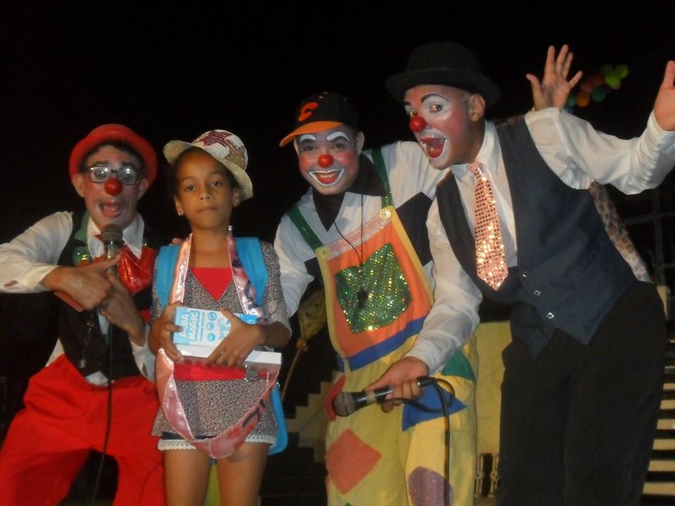 """""""Un barco de sueños"""" desborda alegría infantil en Manzanillo (+ fotos)"""