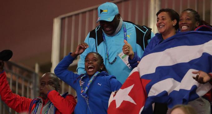 Díaz-Canel reconoce rol de atletas cubanos en Panamericanos de Lima