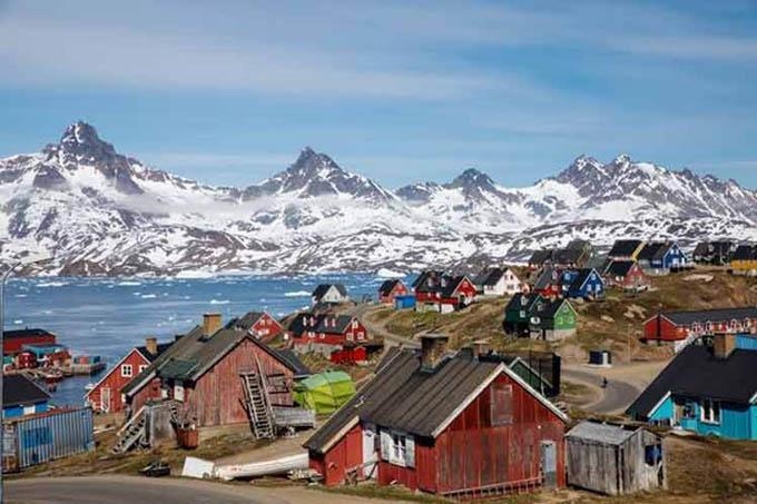 Trump quisiera comprar Groenlandia, la isla niega estar a la venta