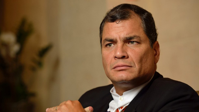Improcedente pedido de juicio contra expresidente ecuatoriano Correa