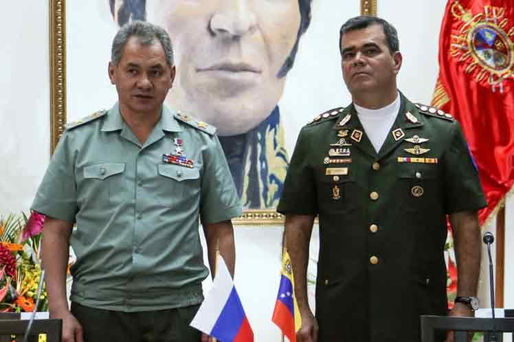 Rusia apoya a Venezuela frente a intentos de golpe de Estado (+video)