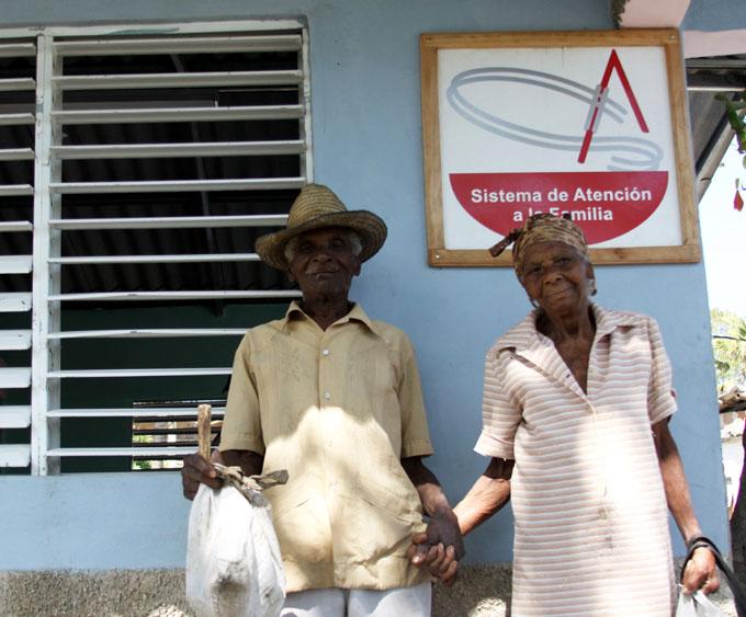 Sistema de Atención a la Familia, otro programa humanista de Cuba