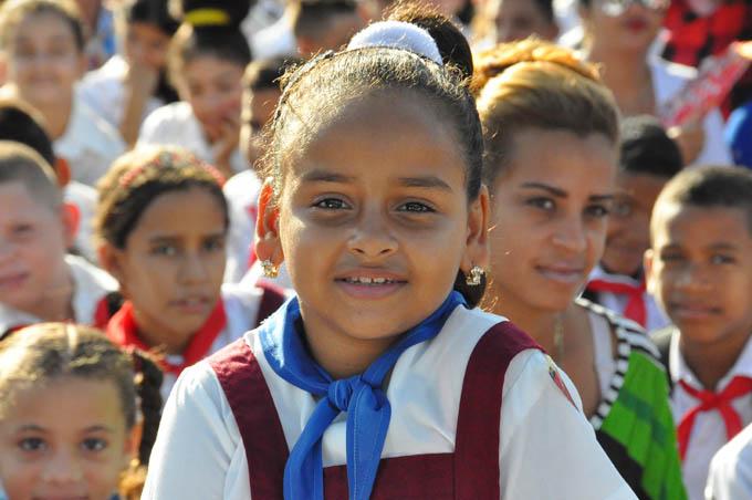 En marcha curso escolar 2019-2020 en Granma (+fotos)