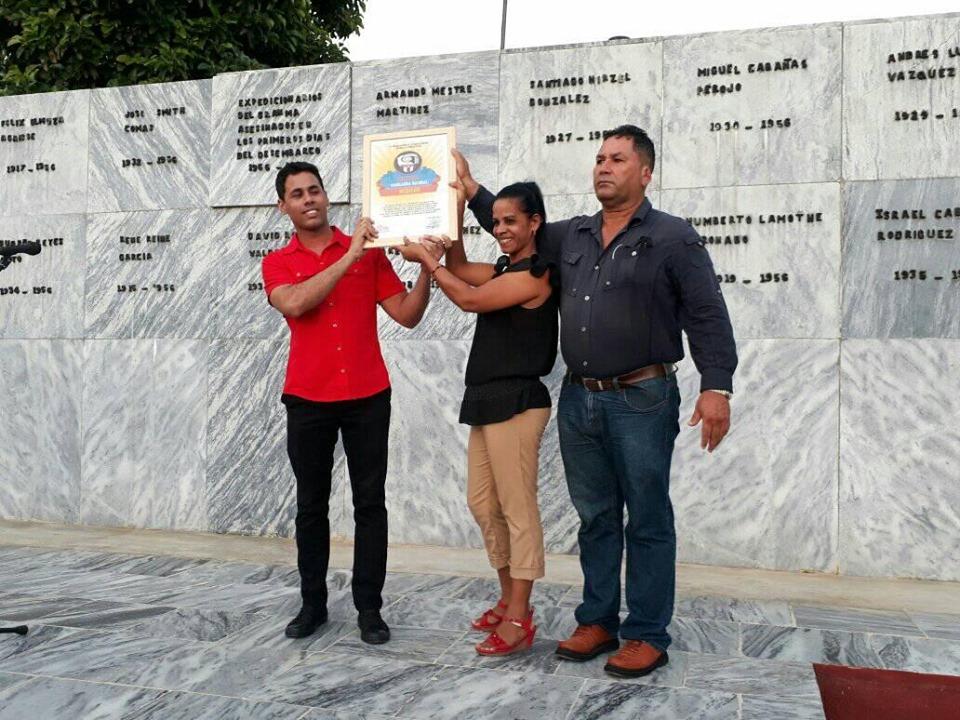 Niquereños vanguardias nacionales de los CDR