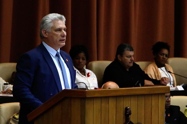 Presidente de Cuba visita municipio especial Isla de la Juventud