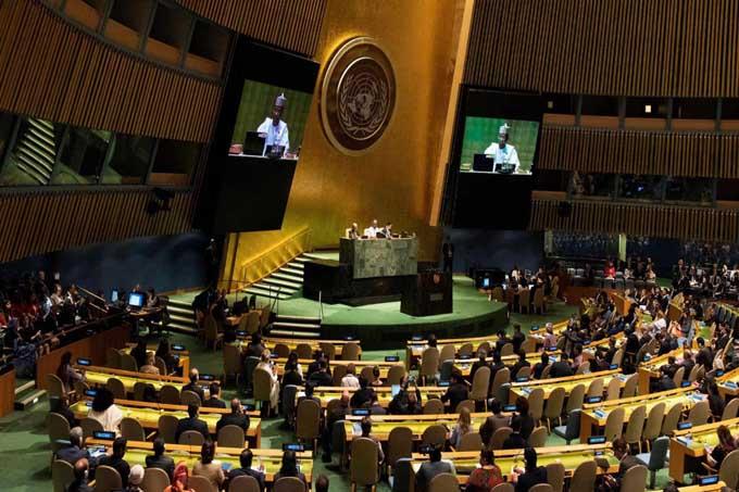 Diálogo de alto nivel en ONU aborda financiamiento para el desarrollo