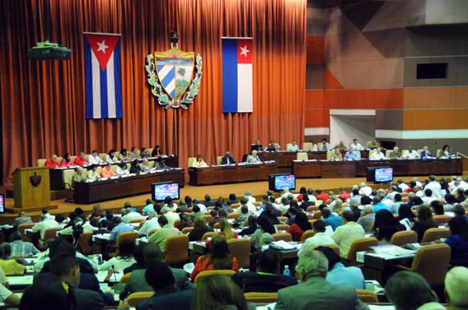 Convoca el Consejo de Estado a Sesión extraordinaria del Parlamento cubano