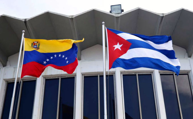 ¡Aquí no se rinde nadie!, una convicción de Cuba y Venezuela (+ fotos)