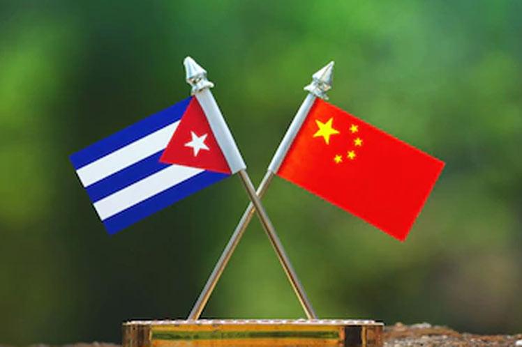 China y Cuba resaltan solidez de amistad en 59 años de relaciones