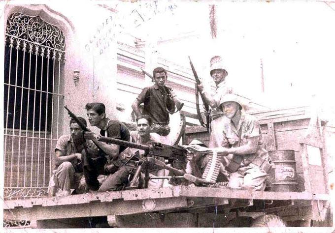 El alzamiento de Cienfuegos: decisión moral de luchar