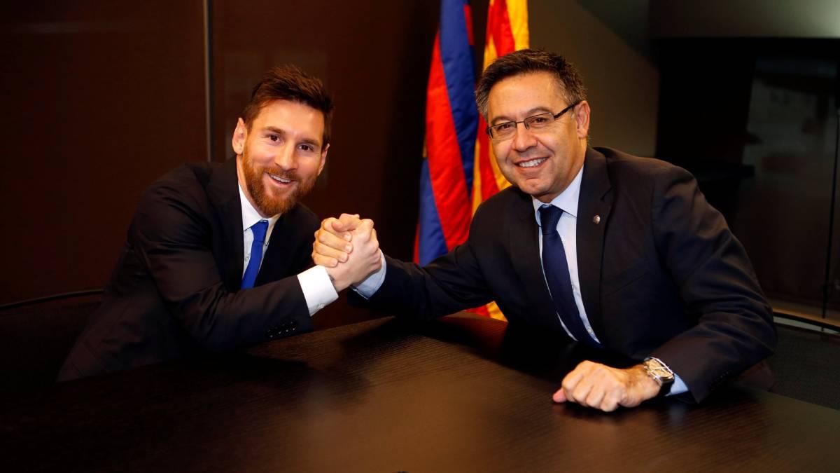 El fracaso deportivo para rodear a Messi en el Barcelona
