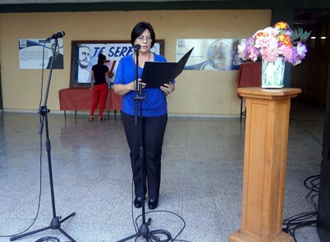 Acoge campus Blas Roca inicio de curso escolar en la Universidad de Granma