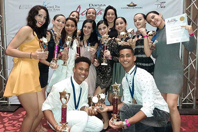 Lizt Alfonso revela en Panamá su estrategia para entrenar bailarines (+video)