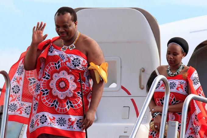 En La Habana rey de Esuatini para impulsar relaciones bilaterales