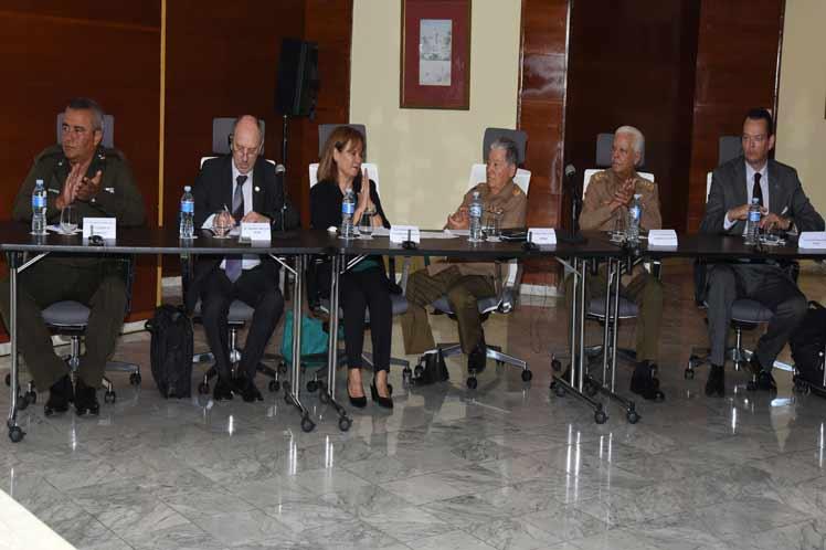 Culmina en Cuba ejercicio regional de respuesta ante terremotos