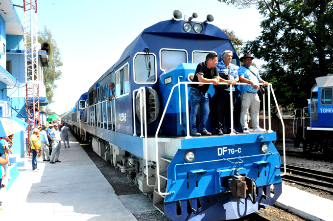 Ejecuta acciones Ferrocarriles en Granma para garantizar transportación de pasajeros