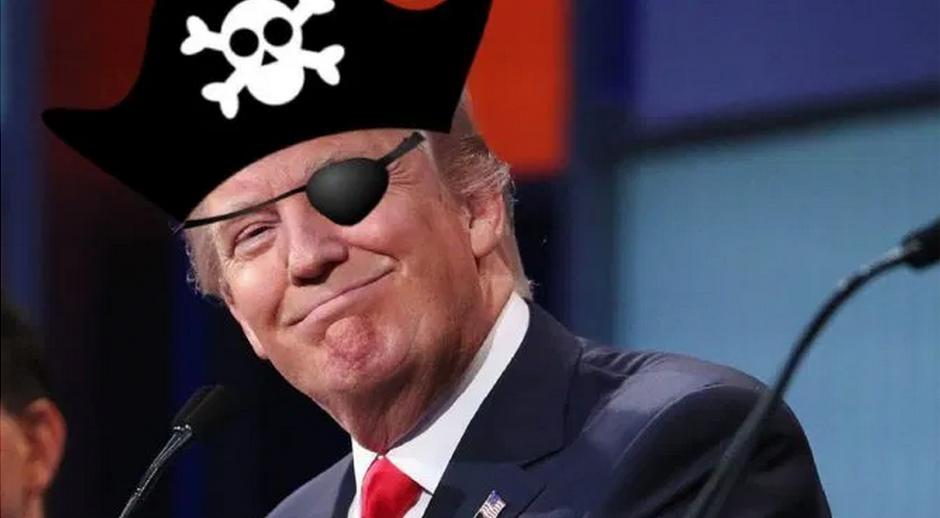 Piratas del siglo XXI: La maldita culpa sí la tiene alguien
