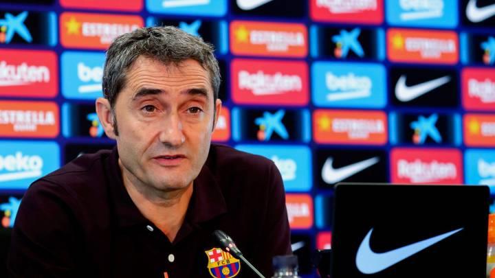 """Valverde: """"No le voy a echar la culpa a la pretemporada"""""""