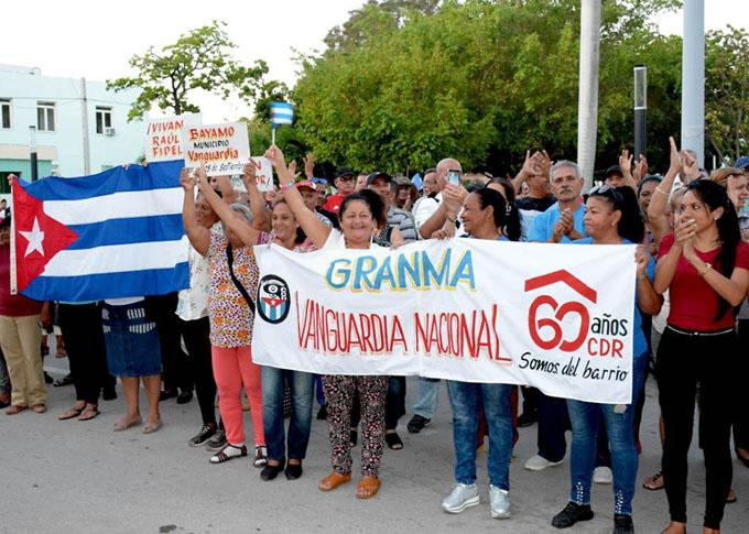 Celebrarán acto nacional por la creación de los CDR (+ fotos y video)