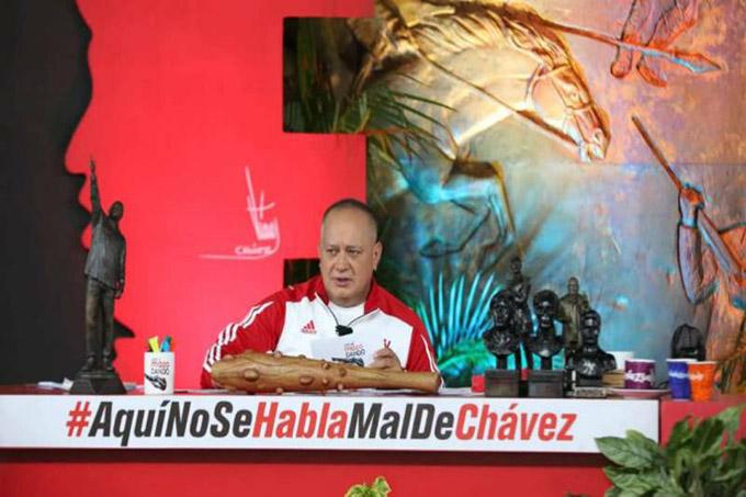 Oposición venezolana miente a presidente de EE.UU., afirma Cabello