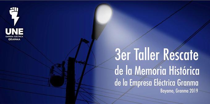 Electrificar memorias para rescatar la historia