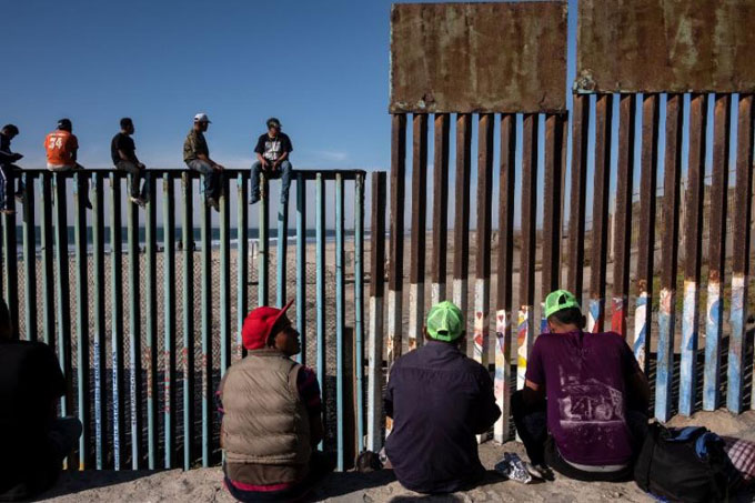 Advierten sobre crecientes cruces riesgosos de migrantes hacia EE.UU.