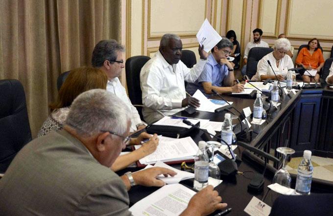 Sesionan en La Habana comisiones del Parlamento Latinoamericano