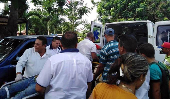 Confirman un fallecido entre las víctimas de accidente de tránsito en Niquero (+ fotos)