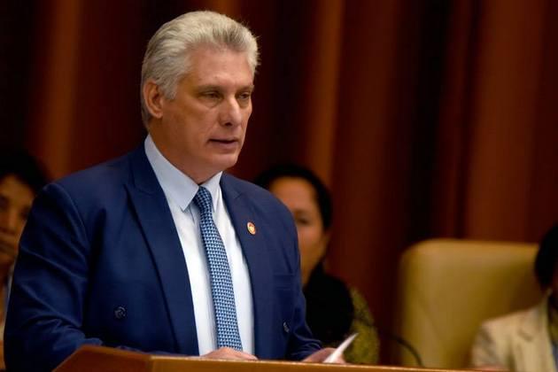 Díaz-Canel: la Revolución de Cuba preservará todas sus convicciones