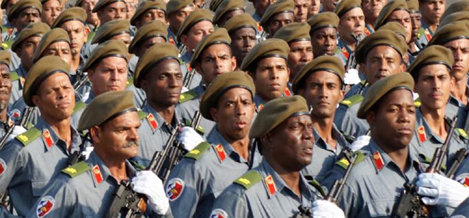 Milicias Nacionales Revolucionarias, en defensa de la patria