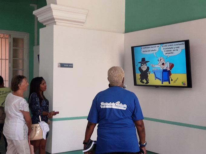 Humor y gráfica de la mano en la Fiesta de la Cubanía