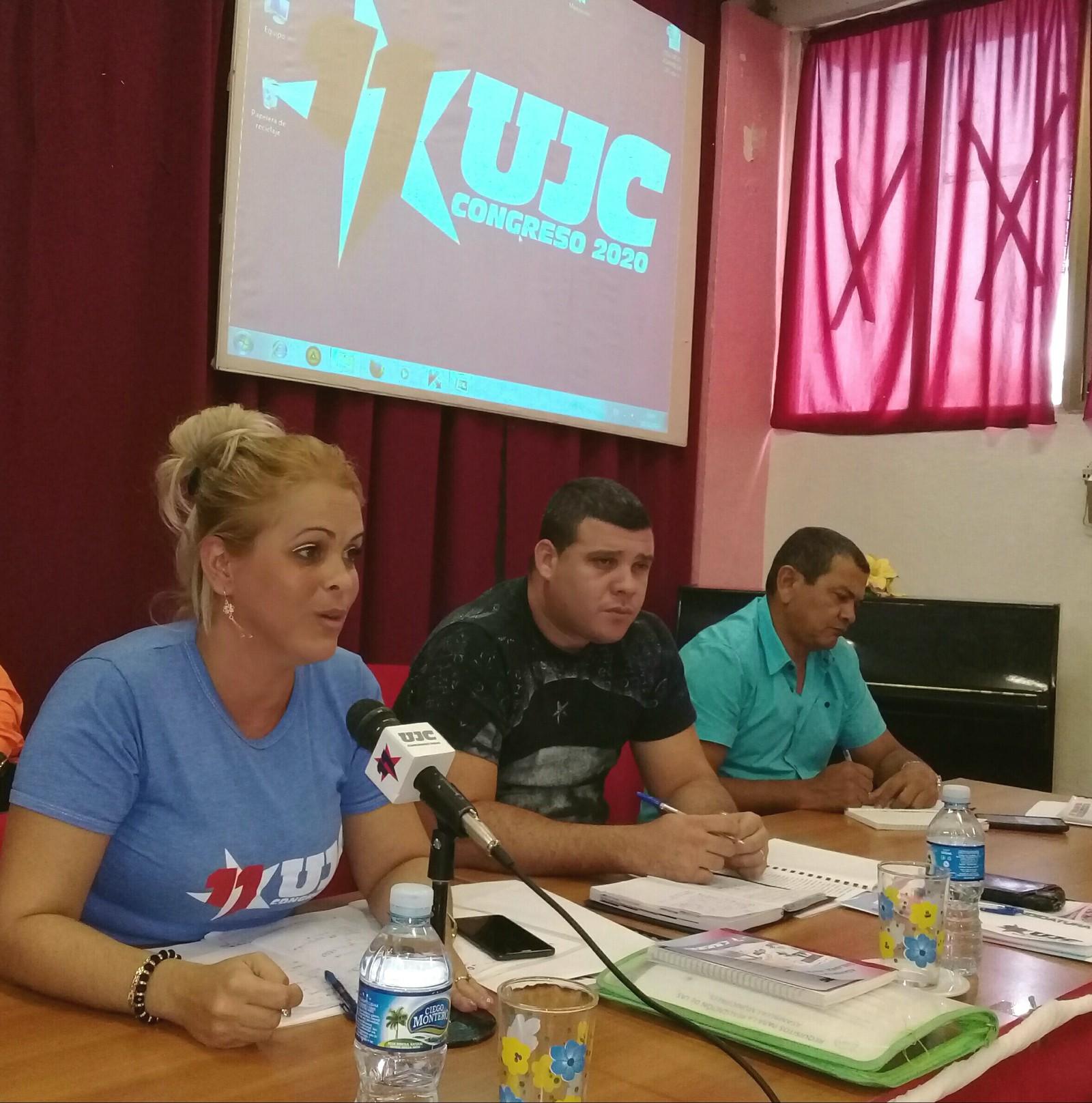 Destaca dirigente juvenil de Cuba protagonismo de los granmenses