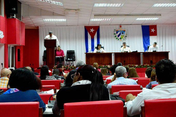 Sesionará esta tarde Asamblea provincial del Poder Popular de Granma