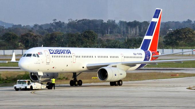 EEUU prohibirá todos los vuelos hacia destinos en Cuba, con excepción de La Habana