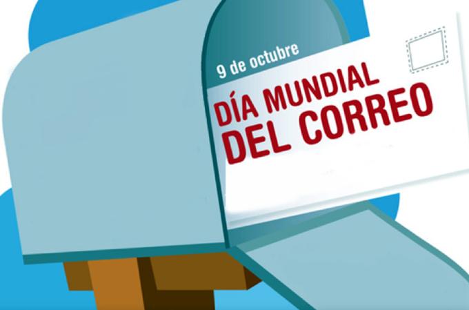 Celebran el Día Mundial del Correo