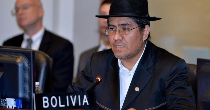 Derecha irrespeta voluntad del pueblo, denuncia canciller boliviano