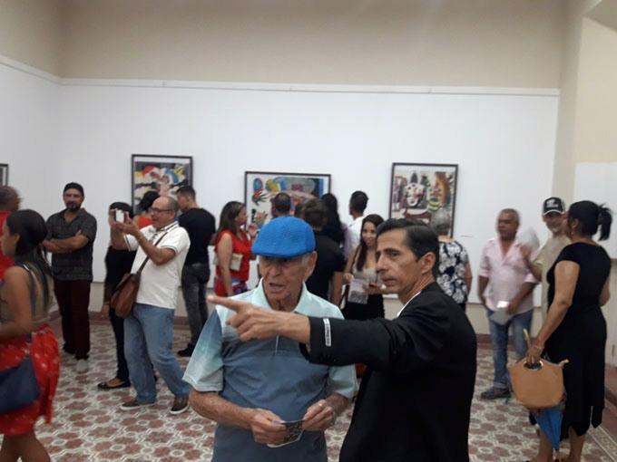 """En """"Estaciones"""" retrospectiva por 30 años de vida artística de Rafael Fuentes"""