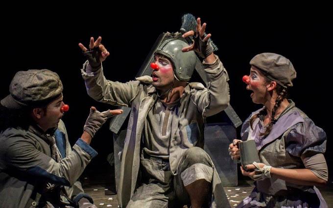 Cubanía descorre en Bayamo las cortinas para dar paso al teatro