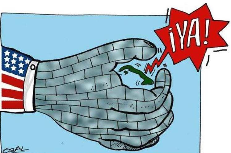 Presidente de Cuba pide unidad del Mnoal y condena bloqueo de EE.UU.