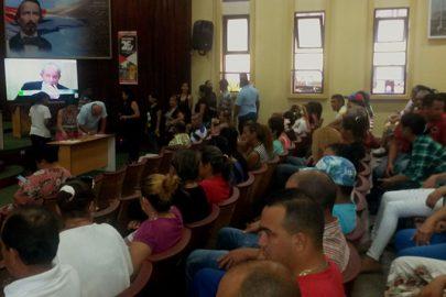 El PCC en Granma apoya la liberación de Lula (+fotos)