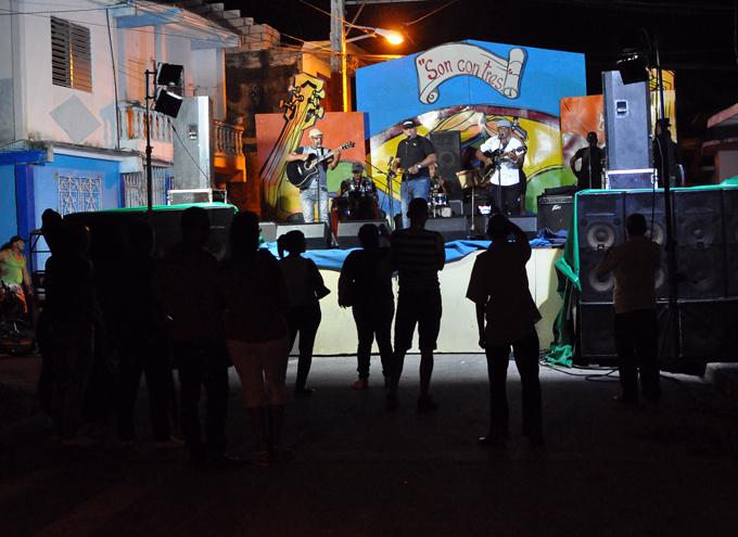 Presente la música tradicional en Fiesta de la Cubanía