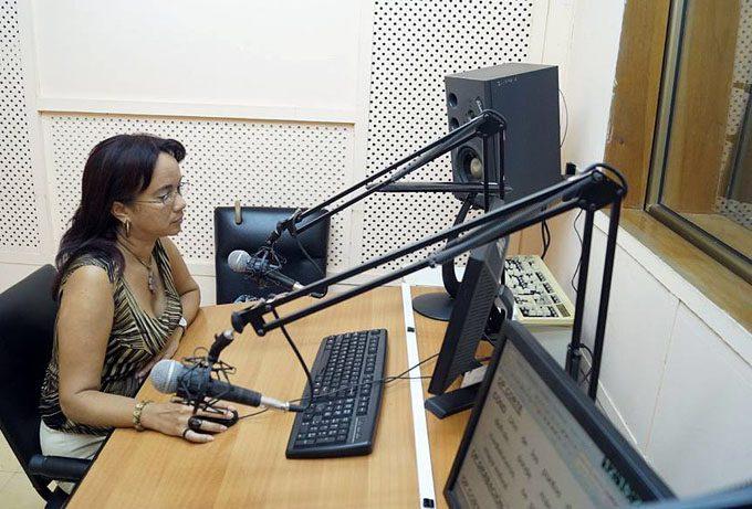 Radio Bayamo Voz del XI Congreso de la Unión de Jóvenes Comunista