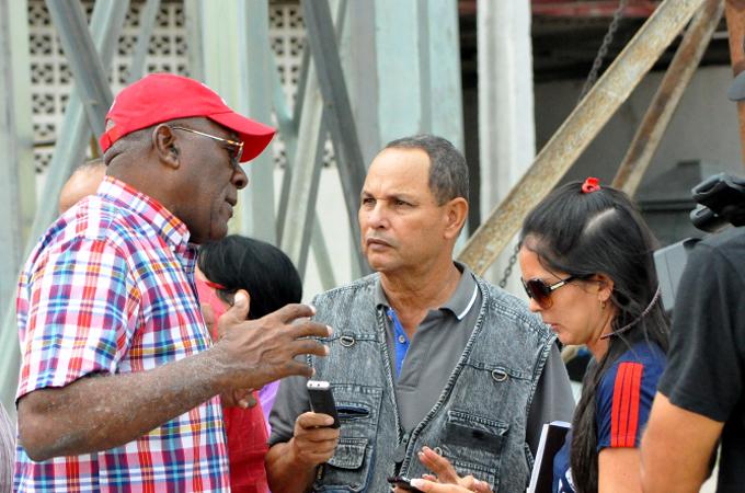 Llama Vicepresidente cubano a realizar una zafra con visión de futuro